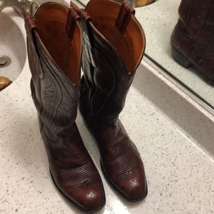 Cowboy Boots - LUCCHESE